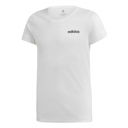 T-shirt fille adidas Linear Logo