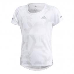 T-shirt fille adidas Run