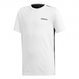 T shirt junior adidas linear 15 16 ans
