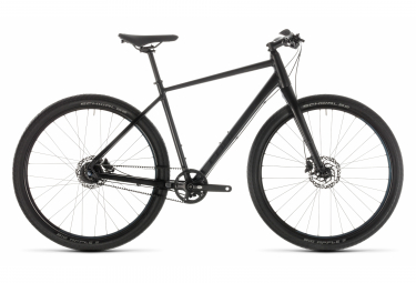 Cube Hyde Pro City Bike 29'' Noir / Bleu