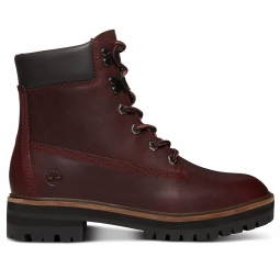 Chaussures Timberland London Square 6in Burgundy