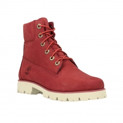 Bottines Timberland Heritage Lite 6in Burgundy