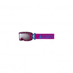 Masque De Ski Cairn Rush J Shiny Fuchsia Azure