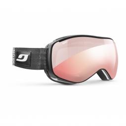 Masque de ski julbo starwind noir zebra light red flash rouge