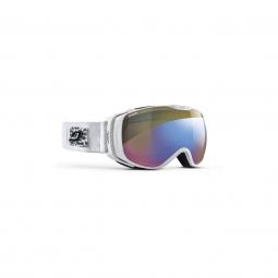 Masque De Ski Julbo Luna Blanc Cameleon Flash Bleu