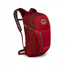 Sac a dos osprey daylite plus 20 real red 20