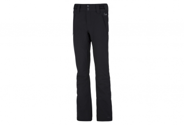 Pantalon De Ski Protest Lole Softshell Snowpants True Black