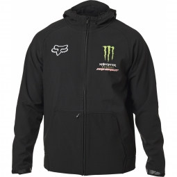 Veste fox monster bionic jacket black