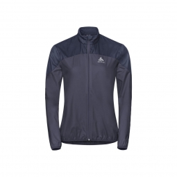 Veste coupe vent odlo core light w odyssey gray xs
