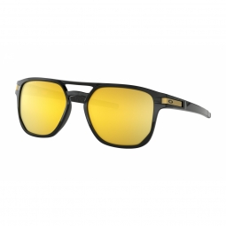 0fd9238eca0cfd Lunettes de soleil oakley latch beta polished black prizm 24k polarized