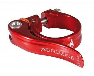 Serrage de selle Aerozine rapide Red 34.9
