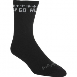 Chaussettes one industries blaster crew hucker noir 39 42