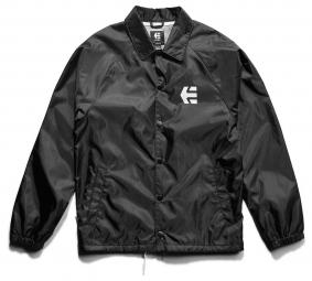 Etnies marana coach jacket black m