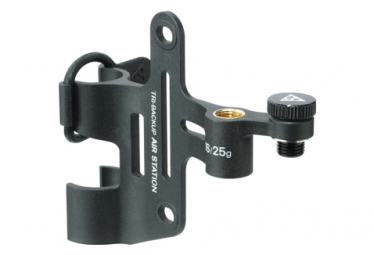 Support pour cartouche Topeak Tri-BackUp-Air Station