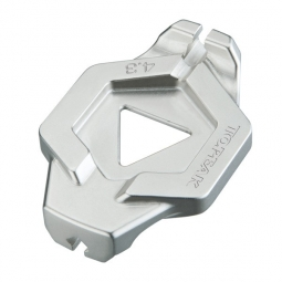 TOPEAK Clé à Rayon DuoSpoke Wrench 13G / 4,3mm