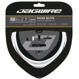 Jagwire kit cable de frein route elite sealed