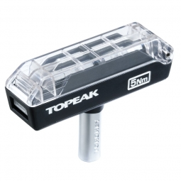 Topeak mini cle torque 5 nm