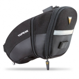 Topeak sacoche de selle aero wedge pack large f25