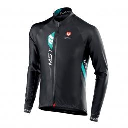 MS TINA Veste plein air Coupe vent / Imperméable cyclisme Homme R100 - Zip divisible imperméabilisé