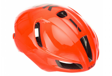 Kask Utopia Aero Helmet Orange Black