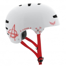 TSG Evolution Graphic Design Helmet Bowl Anarchy S / M