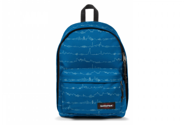 Image of Sac a dos eastpak out of office bleu beat urban