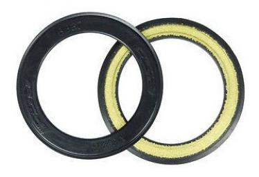 Joint cache poussière BB30 Bearing Cover Noir pair MS223
