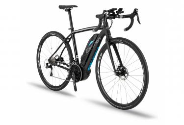 Gravel Bike Électrique BH Rebel GravelX Shimano 105 11V 2019 Noir / Bleu