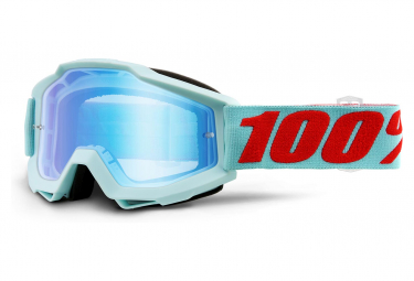 100% ACCURI Goggle Maldives - Mirror Blue Flash Lens