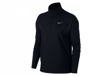 Nike Midlayer 1/4 zip Element Black Women