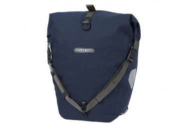 Ortlieb Back-Roller Urban Quick-Lock3.1 Bike Bag 20 L Ink Blue