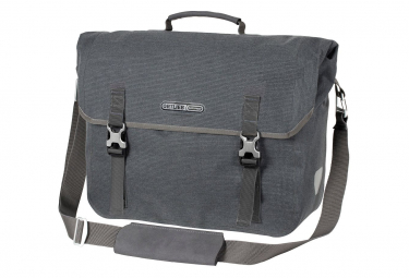 Ortlieb Commuter-Bag Two Urban Quick-Lock2.1 Trunk Bag 20 L Pepper Grey