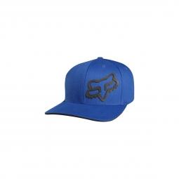 Casquette fox signature flexfit hat blue
