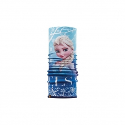 Tour de cou buff frozen child polar elsa navy enfant