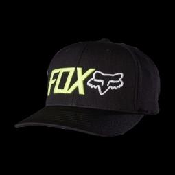 Casquette fox trenches flexfit black