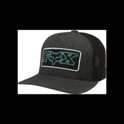 Casquette fox honorarium 110 snapback hat black