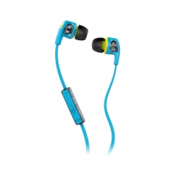 Ecouteurs Skullcandy Smokin Bud 2 In-ear W/mic1 Bl