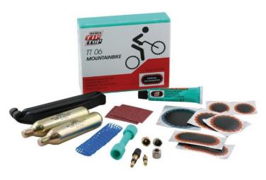 Image of Kit de reparation pour mountain bike tip top tt06 6