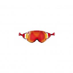 Masque de ski casco fx70 carbonic red orange
