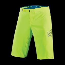 Short de vtt fox attack flo yellow 36