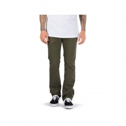 Pantalon Vans Mn Gr Chino Ii Grape Leaf