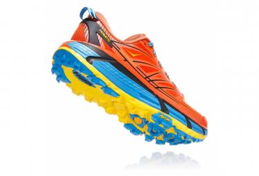 Hoka Trail Schuhe Mafate Speed 2 Rot Blau