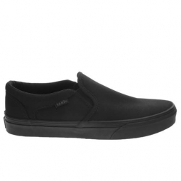 Chaussures de skate vans m asher canvas black 41
