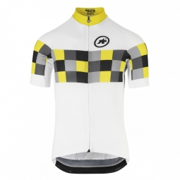 Maillot assos ss grandprixjersey evo8 voltyellow s