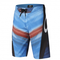 Boardshort oakley gnar shock 21 pacific blue