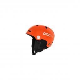 Casque de ski poc pocito fornix fluo orange non communique