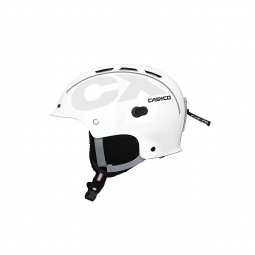 Casque casco cx 3 icecube mystyle white