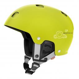 Casque de ski poc receptor bug hexane yellow l