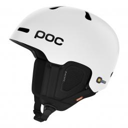 Casque de ski poc fornix matt white xs s