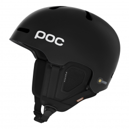 Casque de ski poc fornix matt black